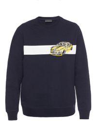 Diesel Black Gold - Patched Sweatshirt - Lyst