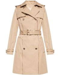 Michael Kors - Double-breasted Trench - Lyst
