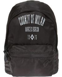 Marcelo Burlon - Printed Backpack - Lyst