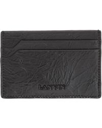 Lanvin - Card Case Designed For Vitkac - Lyst