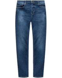 Zadig & Voltaire - Stonewashed Jeans - Lyst