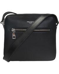 Dolce & Gabbana - Logo Shoulder Bag - Lyst