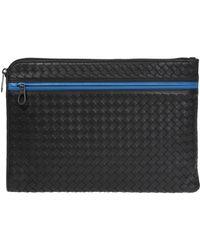 Bottega Veneta - Leather Briefcase - Lyst
