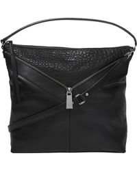 DIESEL - 'le-chamila' Leather Shoulder Bag - Lyst