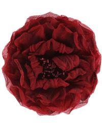 Gucci | Flower Brooch | Lyst