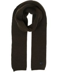 DSquared² - Wool Scarf - Lyst