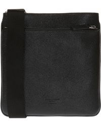 8c98baeadb Giorgio Armani - Logo-embossed Shoulder Bag - Lyst