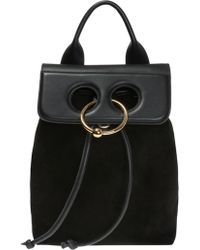 JW Anderson - Backpack With Ring - Lyst