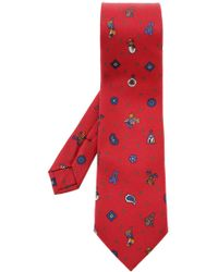 Etro - Tie & Pocket Square Kit - Lyst