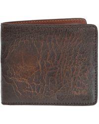 DSquared² - Leather Bi-fold Wallet - Lyst