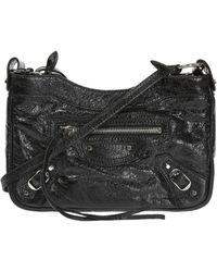 Balenciaga - 'hip' Shoulder Bag - Lyst