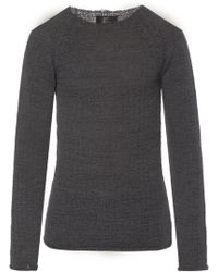 Lost & Found - Crewneck Sweater - Lyst