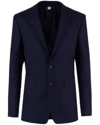 Burberry - Single-vented Suit - Lyst