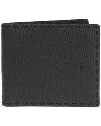 Fendi - Leather Bi-fold Wallet - Lyst