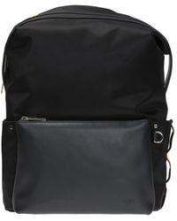 Fendi - Logo-embossed Backpack - Lyst