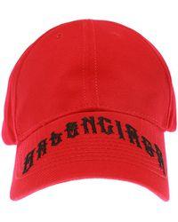 325aa3bb Men's Balenciaga Hats Online Sale - Lyst