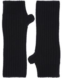Marni - Long Wool Gloves - Lyst