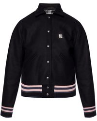 MISBHV - Wool Jacket With A Logo - Lyst