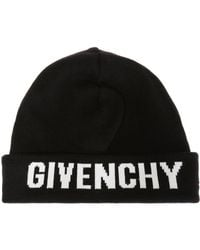 Givenchy - Contrasting Logo Hat - Lyst