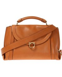 Ferragamo | 'sofia' Shoulder Bag | Lyst