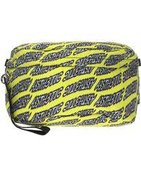 DIESEL - 'f-aesthetic' Patterned Belt Bag - Lyst