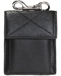 Versus - Card Case With Key Ring - Lyst