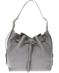 Ferragamo - 'carla' Shoulder Bag - Lyst