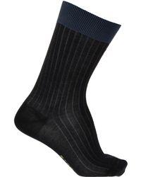 Etro - Pinstriped Socks - Lyst