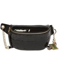 Versace Jeans - Belt Bag With Logo - Lyst