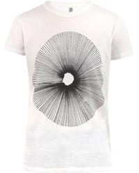 Silent - Damir Doma - Logo T-shirt - Lyst