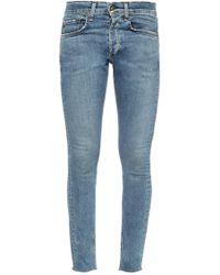 Rag & Bone - Skinny Jeans - Lyst