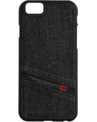 DIESEL - Denim Iphone 6/6s Case - Lyst