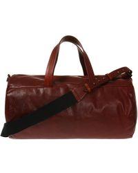 Maison Margiela - Leather Holdall - Lyst