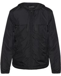 Acne Studios - Hooded Jacket - Lyst