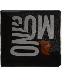 Moschino - Logo-printed Scarf - Lyst
