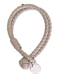 Bottega Veneta - Double-stranded Bracelet - Lyst