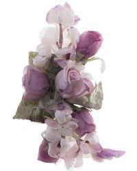 Gucci | Flowers Brooch | Lyst
