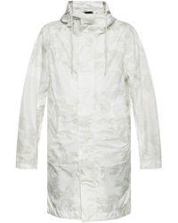 1bd05e1e4604 Lyst - Nike X Off-white Men s Jacket in Black for Men