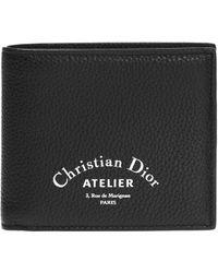 Dior - Logo-printed Wallet - Lyst