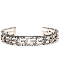 Gucci - Logo Bracelet - Lyst
