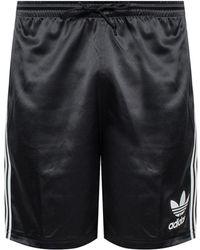 adidas Originals - Logo Shorts - Lyst