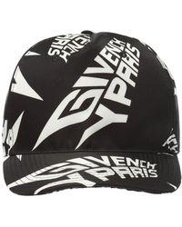 62b3afb68f52f9 Givenchy 4g Side Strap Logo Cap in Black for Men - Lyst