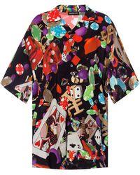 342103f8aa22 Women's Balenciaga Tops Online Sale - Lyst