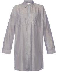 Acne Studios - Striped Shirt - Lyst