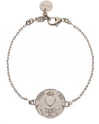 Givenchy - Bracelet With Round Insert - Lyst