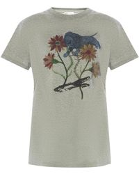 RED Valentino - Printed T-shirt - Lyst