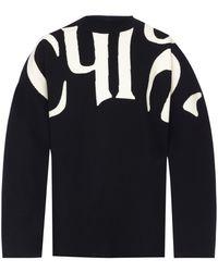 Chloé - Patterned Turtleneck Sweater - Lyst