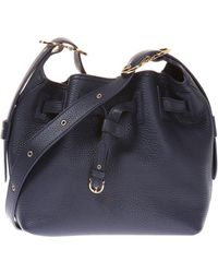 Ferragamo - 'carla' Bucket Shoulder Bag - Lyst