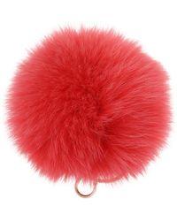 Furla - Fur Key Ring - Lyst