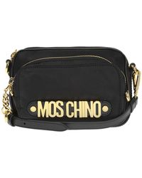 Moschino - Logo Shoulder Bag - Lyst